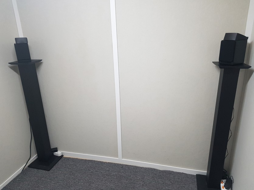 대구보청기 밝은귀보청기 사운드필드검사장비